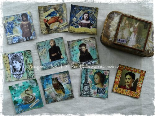 Twinchies and altered tin
