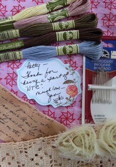 Needle Thread Cloth August Prize