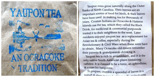 Outer Banks Yaupon Tea