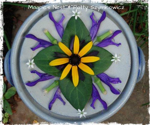 September Mandala (2)