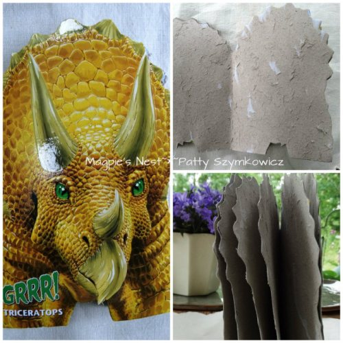 Dinosaur Board Book Peeled