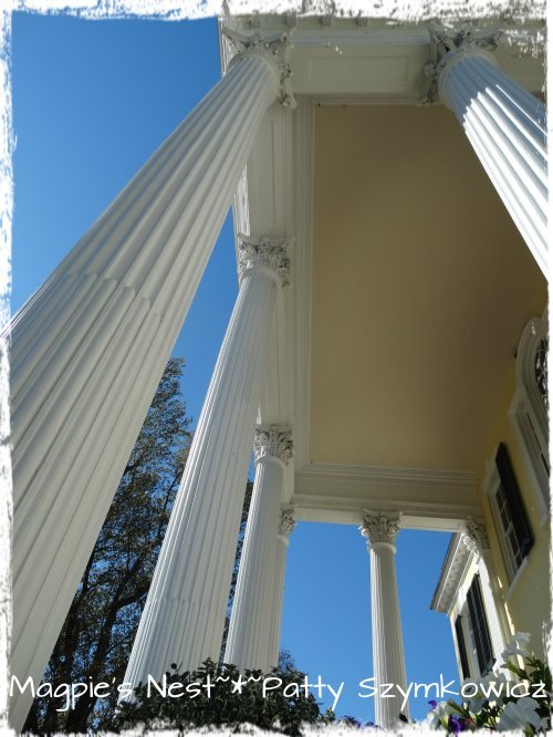Oatlands Porch