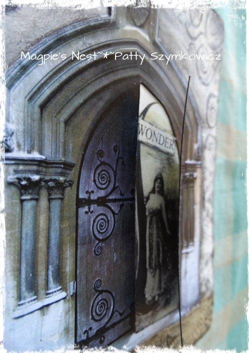 Doors Art Journal Pages (2)