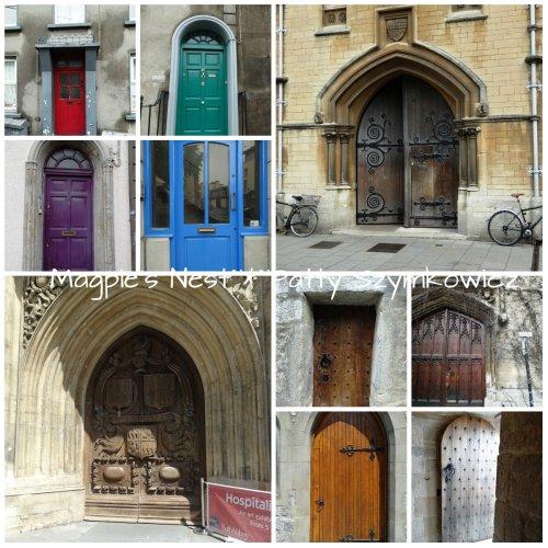 UK door sampler