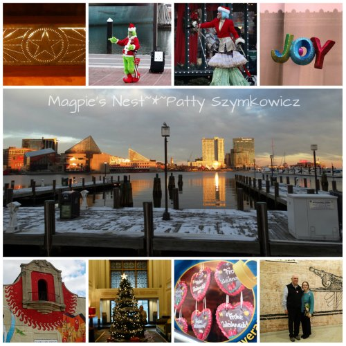 Inner Harbor & Christmas Market