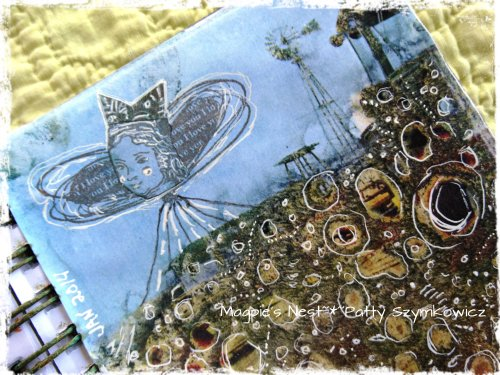 Winds of Change Art Journal Pages (1)