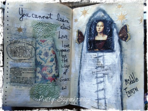 Full Circle Art Journaling...