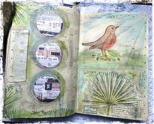 Full Circle Art Journaling 4