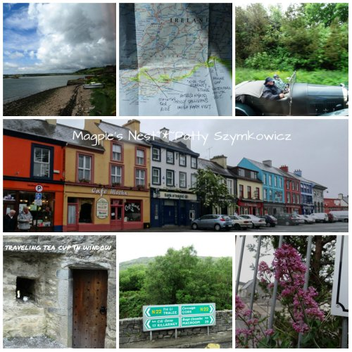 Traveling in Ireland