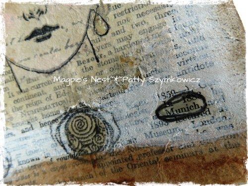 tea bag pages