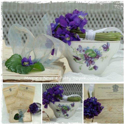 Wild Violet Love Letter Tea