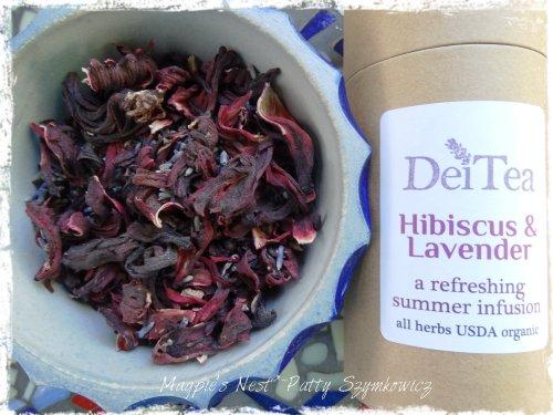 DeiTea Hibiscus & Lavender