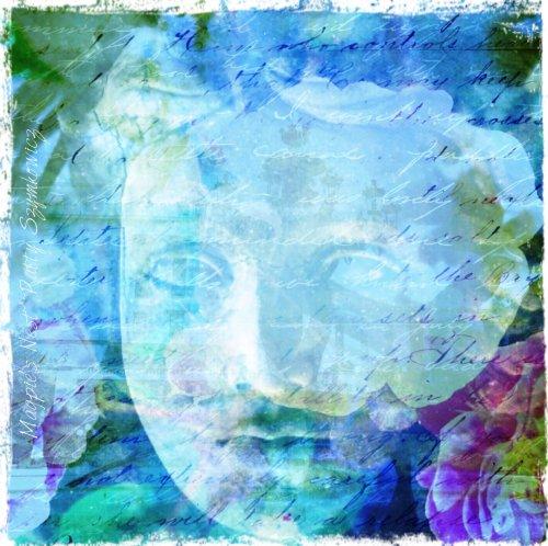 Dreamy Garden Stone Face