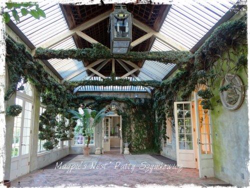 Dumbarton Oaks Orangerie