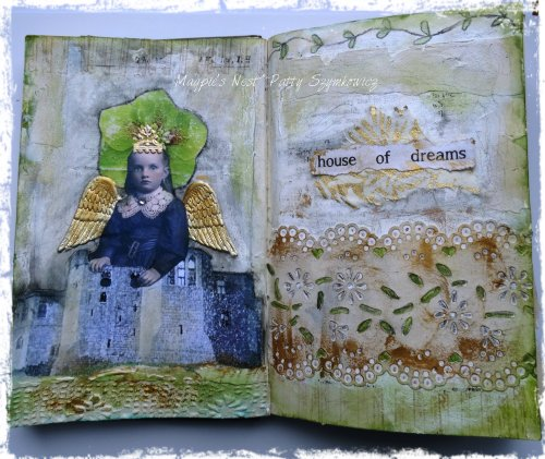 House of dreams journal pages