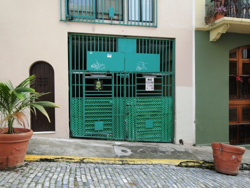 Patty Szymkowicz Doors of Old San Juan PR (1)