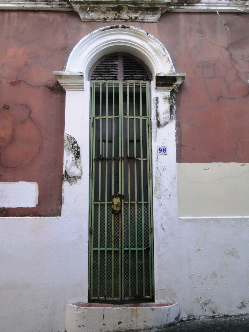 Patty Szymkowicz Doors of Old San Juan PR (11)