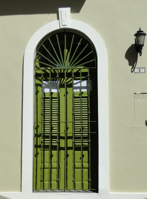 Patty Szymkowicz Doors of Old San Juan PR (7)