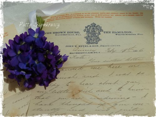 Magpie's Nest 1906 rescued Love Letters (1)
