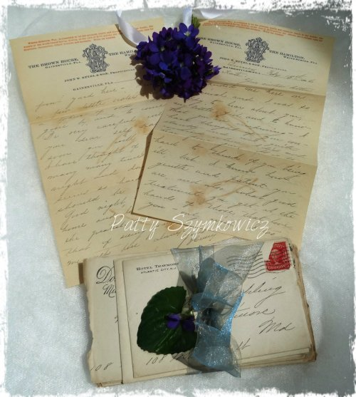 Magpie's Nest 1906 rescued Love Letters (2)