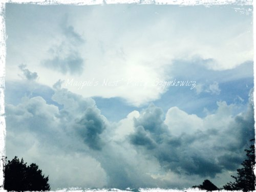 storm Arthur Clouds