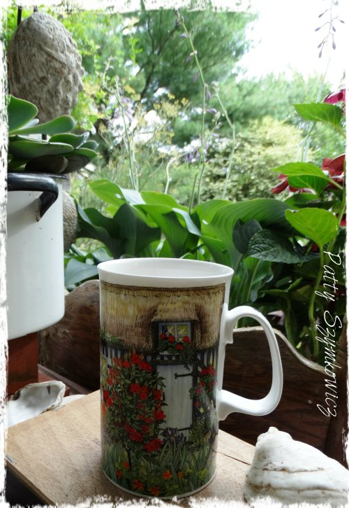 Magpie's Nest Anne Searle Country Garden cup UK