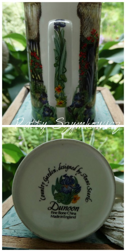 Magpie's Nest English Cottage Mug