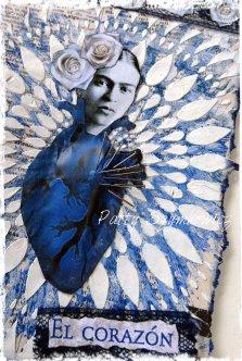 Magpie's Nest Frida  El corazón (1)