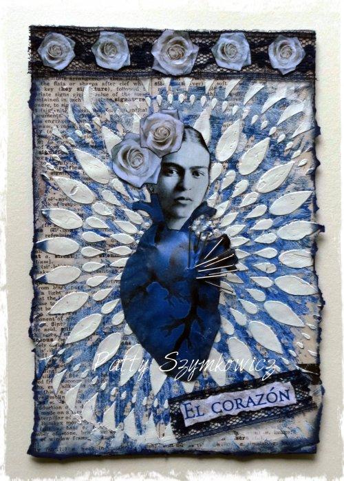 Magpie's Nest Frida  El corazón (2)