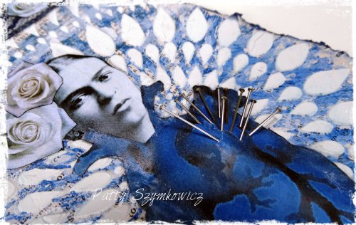 Magpie's Nest Frida  El corazón