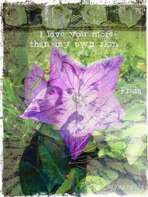 Magpie's Nest Frida Flower