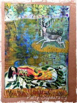Magpie's Nest Frida Kahlo Roots and Deer (2)