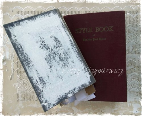 Magpie's Nest Gesso art journals