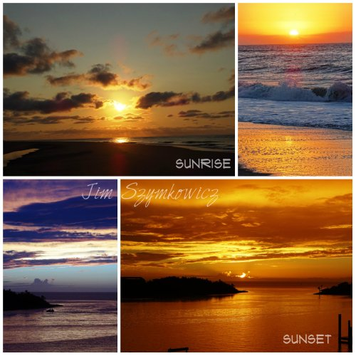 Magpie's Nest Ocracoke Sunrises Sunsets sampler