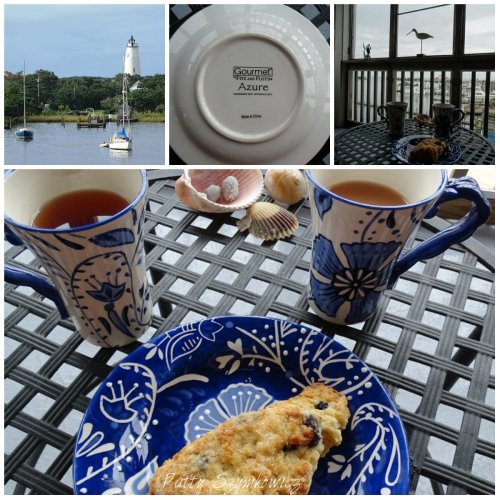 Magpie's Nest Tea and Scones