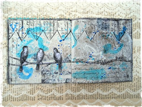 Magpie's Nest Three Little Birds