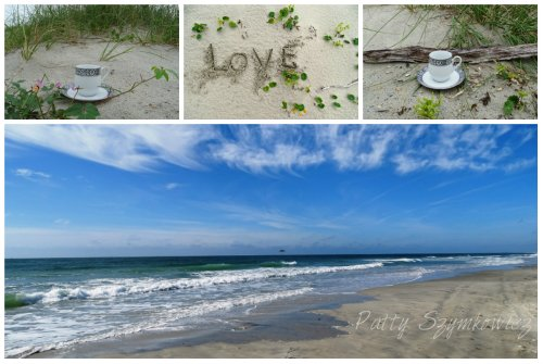 Magpie's Nest Traveling Tea Cup Ocracoke Beach NC
