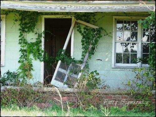 NC 32 abandoned house