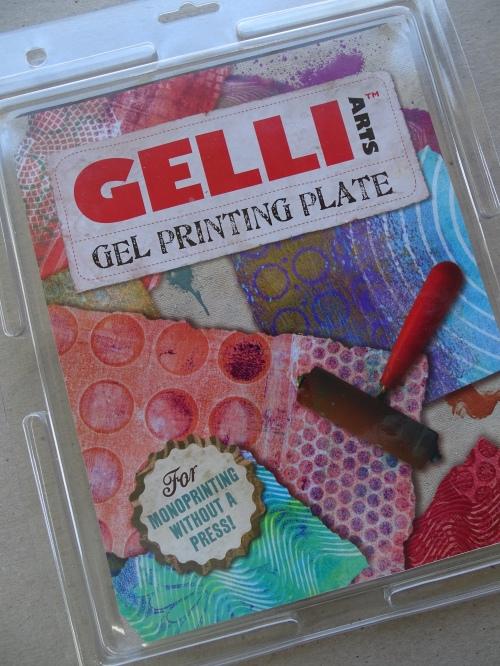 Magpie's Nest Gelli Plate