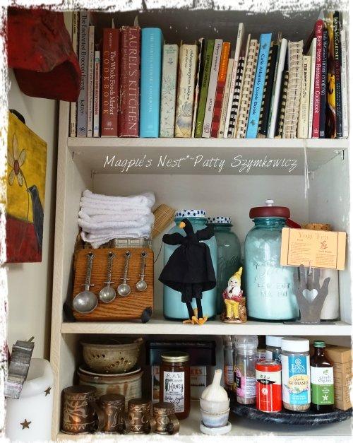 Magpie's Nest Kitchen Shelfie