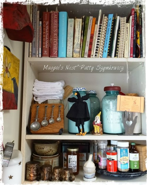 Magpie's Nest Kitchen Shelfie