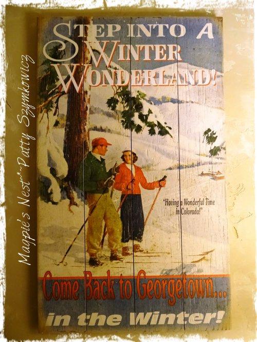 Mapie's Nest CO Winter Wonderland