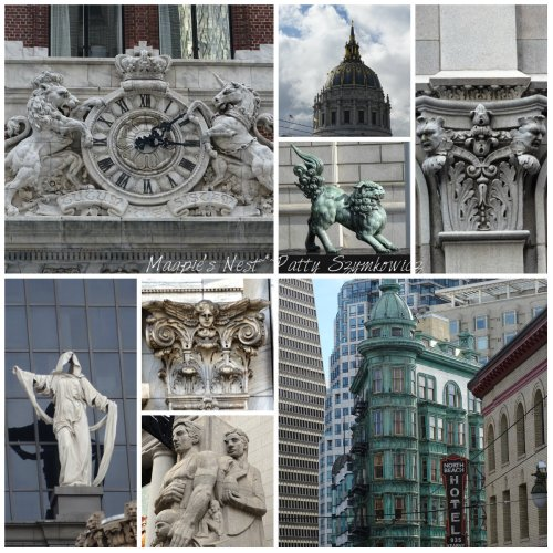 SF architecture sampler