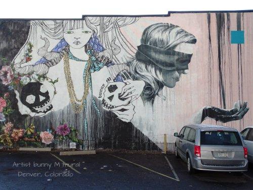 Street Art Denver, CO
