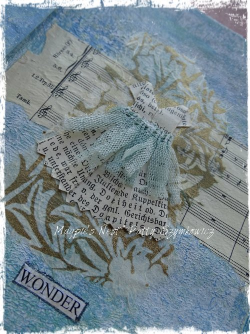 Wonder art journal pages (2)