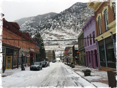Georgetown CO quiet street