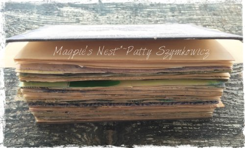 Magpie's Nest Gesso Journal
