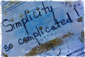 is simplicity