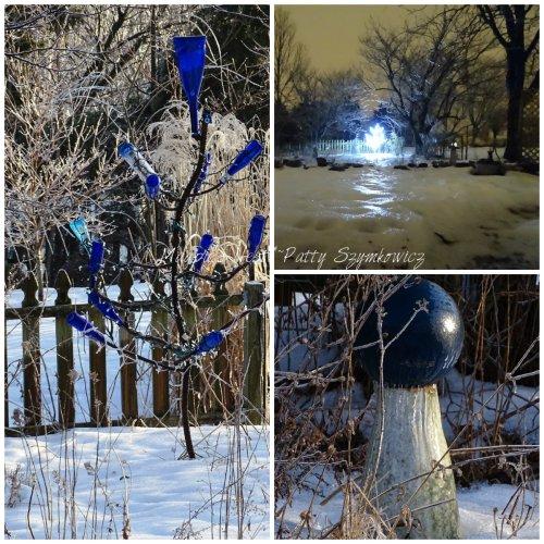 Magpie's Nest icy glow