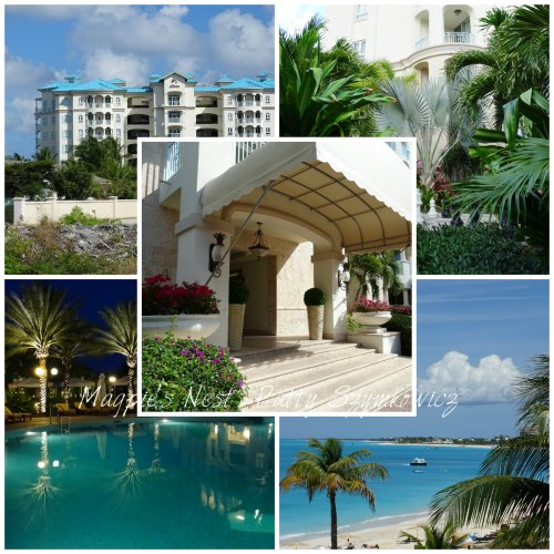 Seven Stars Resort TCI collage